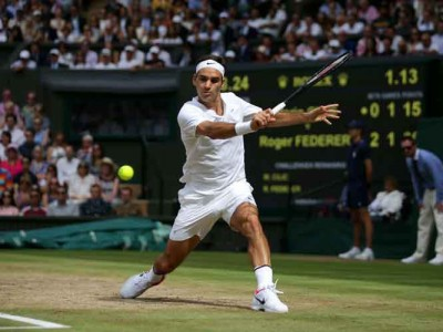 Watch Highlights: Roger Federer Wins Eighth Wimbledon Title