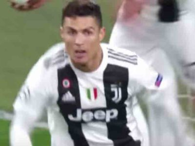 Ronaldo Takes Jab At Former Rivals Barcelona, Says Juventus Will Win Champions League In Next Two Years