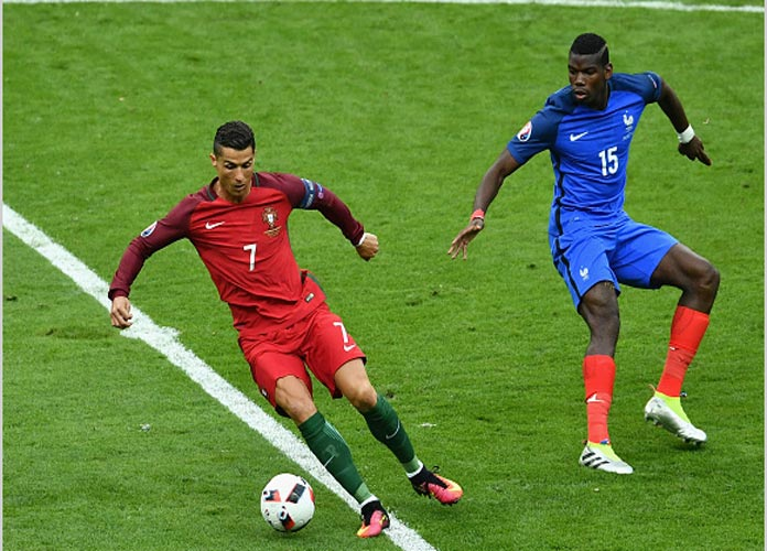 Cristiano Ronaldo Scores a Hat Trick in Portugal's World Cup Opener