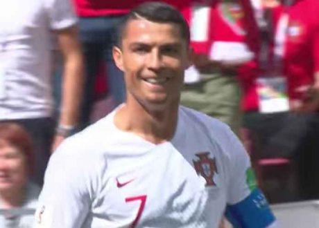 World Cup 2018: Cristiano Ronaldo Scores Early Goal In Portugal's 1-0 Win Vs. Morocco [VIDEO]