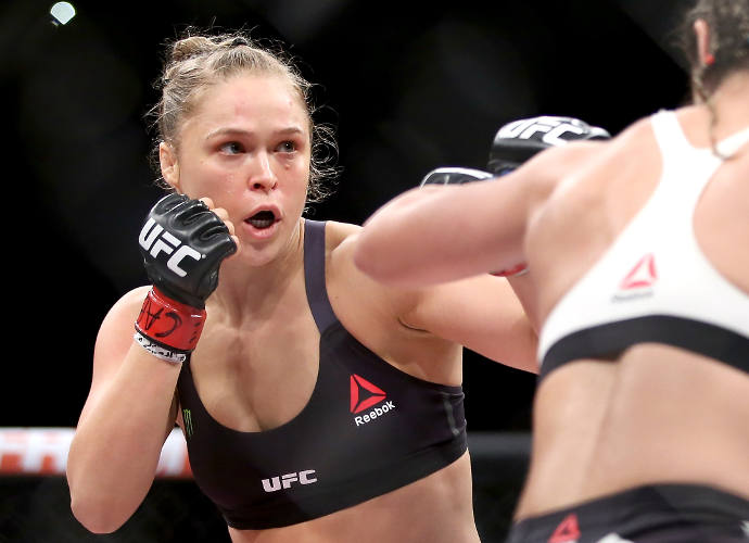 Ronda Rousey Nearly Loses Finger While Filming TV Show '9-1-1,' Shares Hospital Photo