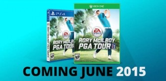 Rory McIlroy Replaces Tiger Woods As Cover Athlete On PGA Tour Video Game