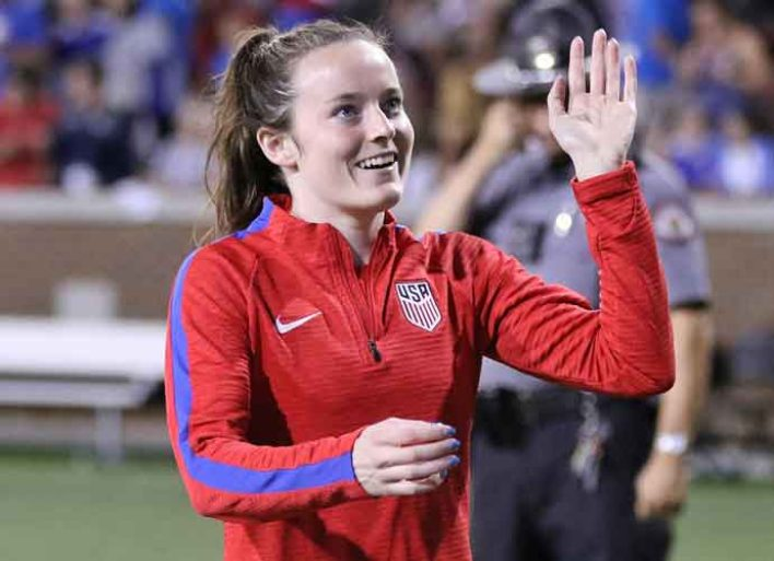 U.S. Women's National Soccer Team Earns Olympic Berth With 4-0 Win Over Mexico