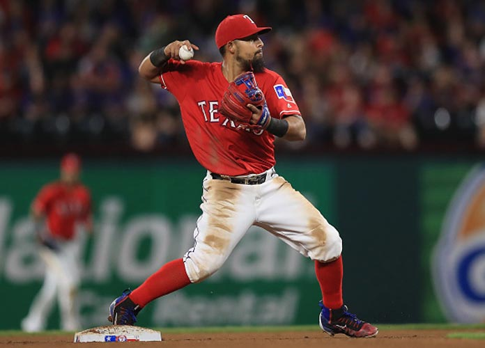 Rougned Odor Signs Six-Year, $49.5M Extension With Rangers That Includes Two Horses