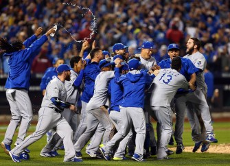Kansas City Hosts First Royals Parade In 30 years