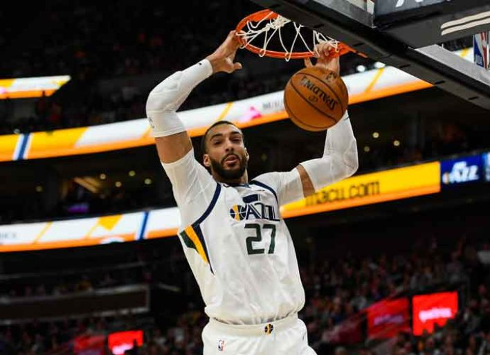 Utah Jazz's Rudy Gobert Vows 'Justice' For Next Ejection After Fight With Raptors' OG Anunoby