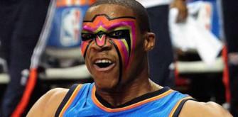 Russell Westbrook's Masked Return Inspires Hilarious Parody Photos