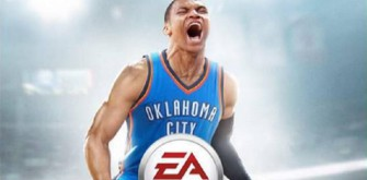 EA Sports Announces Russell Westbrook As 'NBA Live 16' Cover Athlete