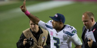 Russell Wilson Throws Light Jab At Seattle Seahawks