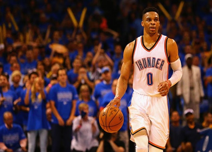 Russell Westbrook Out With Ankle Sprain, Paul George Comments