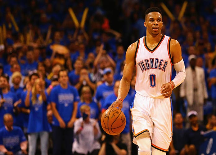 Mitt Romney Teases Russell Westbrook After Thunder Star Draws Four Fouls In Game 4 Loss To Jazz [VIDEO]