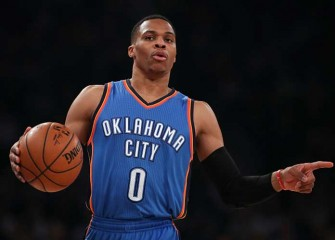 Russell Westbrook Returns To Oklahoma City, Team Honors Him With Tribute Video