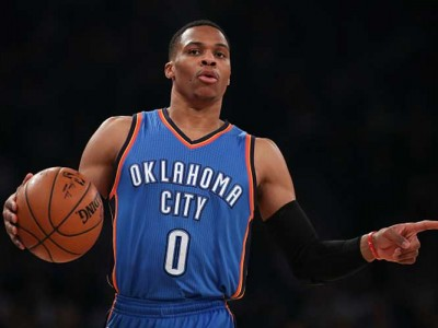 Russell Westbrook Scores 57 Points, Sets NBA Triple-Double Record In Thunder's 114-106 OT Win Over Magic