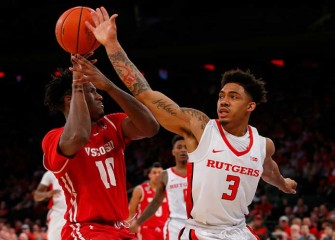 Rutgers Beats Ohio State 66-57, Earns Big Ten Matchup With Northwestern