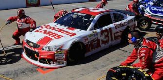 NASCAR Penalizes Ryan Newman For Doctoring Tires