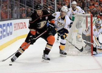 Ducks Fall To Predators 2-1 In Fourth Straight Game 7 Home Loss