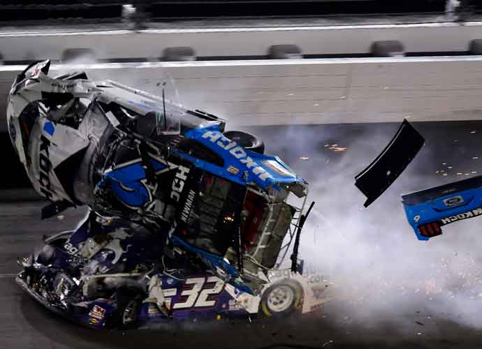 Ryan Newman Not Seriously Injured After Scary Crash At The End Of Daytona 500 [Video]