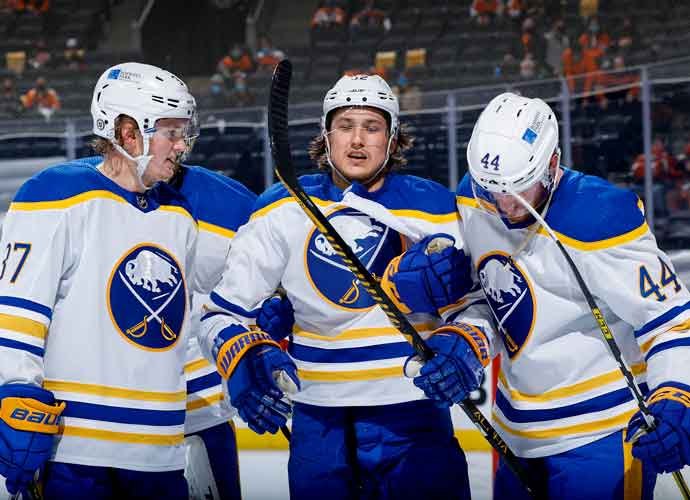 Buffalo Sabres Gain First Pick In 2021 NHL Draft