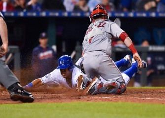 Paulo Orlando Leads Royals To 8-4 Win Vs Red Sox