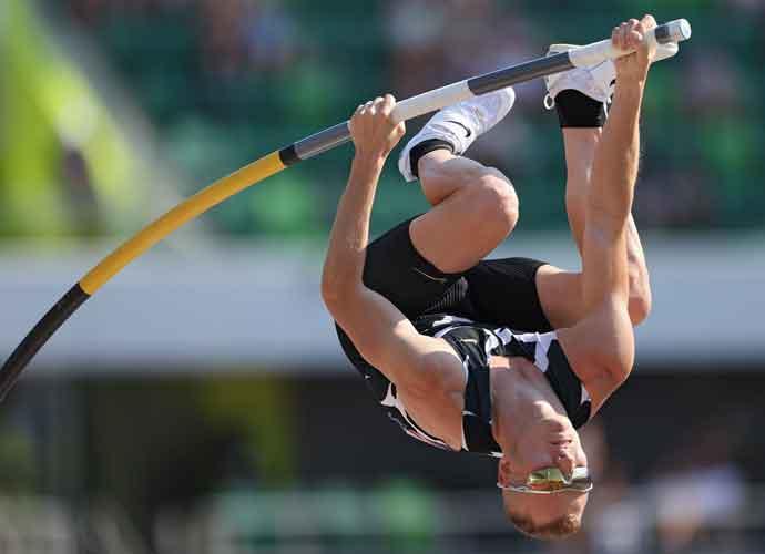 U.S. Pole Vaulter Sam Kendricks Tests Positive For COVID-19