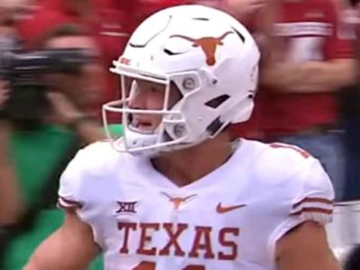 Texas Longhorns Take Down The Utes 38-10 In Alamo Bowl