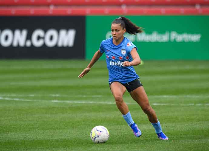 NWSL Opens Investigation After Sarah Gorden Accuses Security Guard Of Racism