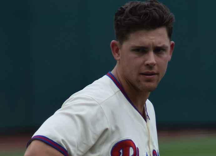 Philadelphia Phillies Demote Struggling Scott Kingery To Minors