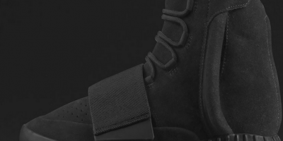 Get The Gear: All-Black Yeezy Boost 750 Set For Release