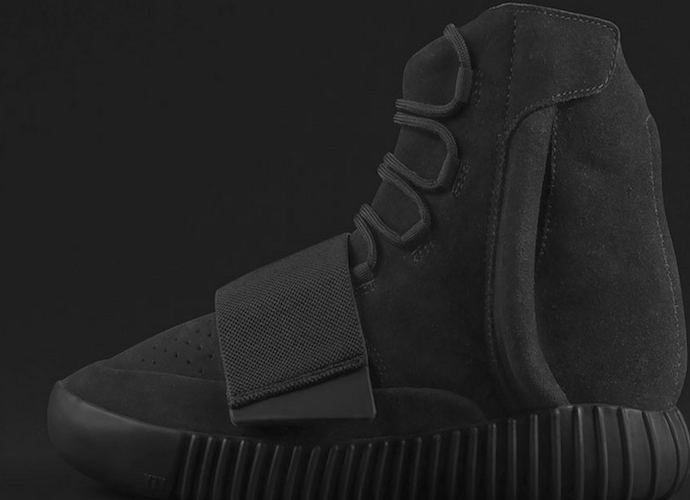 best service 6d647 f531b Get The Gear: All-Black Yeezy Boost 750 Set For Release ...