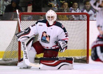 New York Riveters Goalie Jenny Scrivens On Her First NWHL Paycheck [Exclusive Video]
