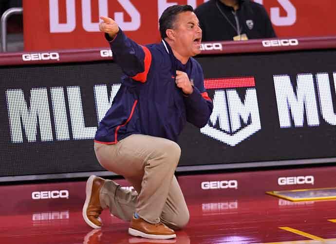 Coach Sean Miller Departs Arizona Basketball