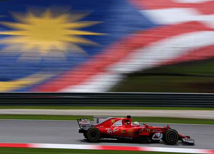Malaysian F1 Grand Prix 2017 Qualifying Results, Practice Times