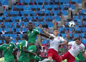 FIFA World Cup 2018: Senegal Tops Poland 2-1 After Scoring Controversial Second Goal [VIDEO]