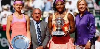 Stan Wawrinka Stuns And Serena Williams Dazzles In French Open Finals