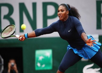 Serena Williams Seeks 24th Major Title At French Open, Beats Russia's Vitalia Diatchenko In Round 1 [VIDEO]