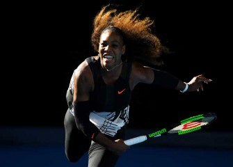 Serena Williams Overcomes Blood Clots At Australian Open, Wins First-Round Match [VIDEO]