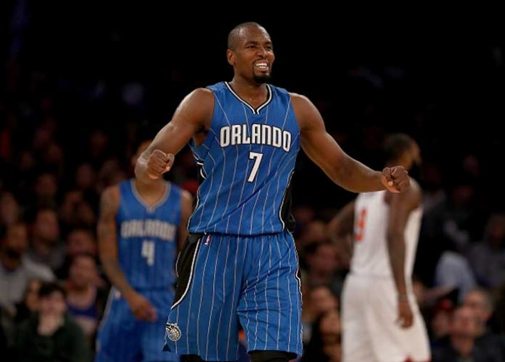 Magic Trade Serge Ibaka To Raptors For Terrence Ross, 2017 First-Round Pick