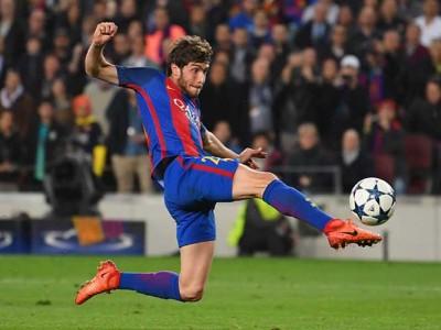 Barcelona Routs Paris St.-Germain 6-1 (6-5 Aggregate) To Reach Champions League Quarter-finals