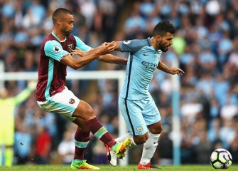 Manchester City's Sergio Aguero's Foul On West Ham's Winston Reid 'Brutal,' Says FA Commission