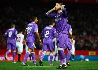 Real Madrid Defends Sergio Ramos Over Controversial Goal Celebration Vs Sevilla