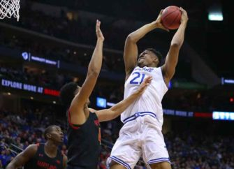 Seton Hall Upsets No. 7 Maryland 52-48 Without Their Two Best Players