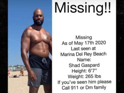 Former WWE Star Shad Gaspard Missing After Being Swept Out To Sea While Swimming At Venice Beach
