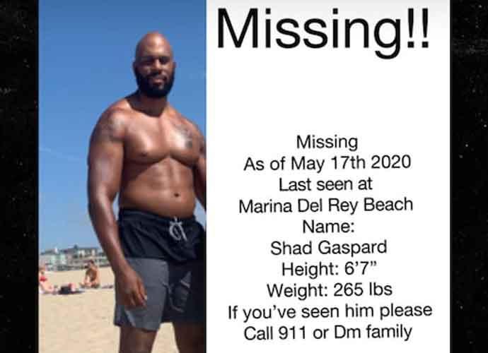 Body Of WWE Star Shad Gaspard Found On Venice, Calif. Beach