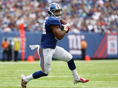Giants RB Shane Vereen To Have Season-Ending Triceps Surgery