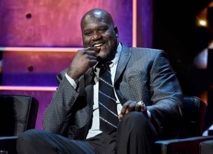 Shaquille O'Neal Claps Back At Damian Lillard's Jabs With A Diss Track
