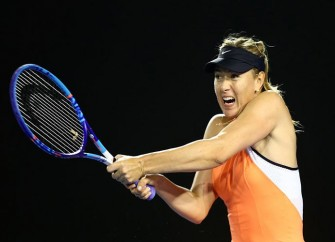 Maria Sharapova Failed Drug Test At Australian Open