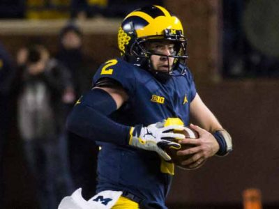 Kansas City Chiefs Sign Former Michigan Quarterback Shea Patterson To Compete For Backup QB Job