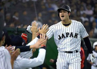 Shohei Ohtani Becomes First Japanese Born Player To Hit For The Cycle