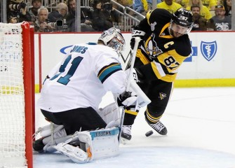 Penguins Beat Sharks 2-1 In OT To Take 2-0 Stanley Cup Finals Lead