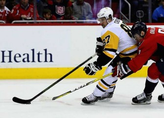Capitals' Nine-Game Win Streak Ends With Thrilling 8-7 OT Loss To Penguins